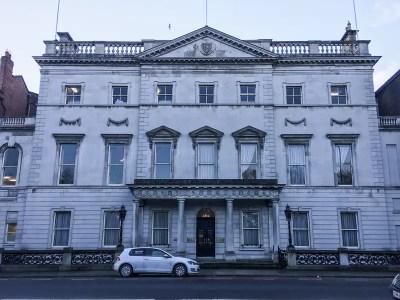 Iveagh House, Dublin, Ireland