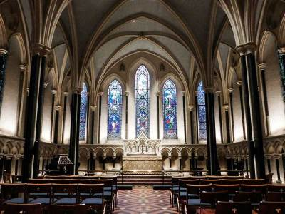 The Lady Chapel, St Patrick's Cathedral, Dublin