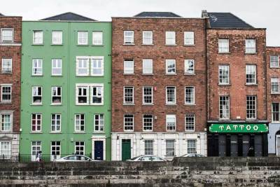 The Quays, Dublin, Ireland