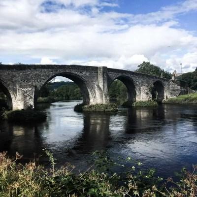 Stirling Old Bridge, Scotland