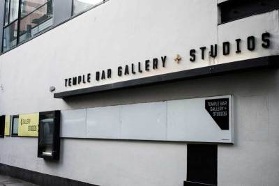 Temple Bar Gallery and Studios, Art Gallery in Temple Bar, Dublin