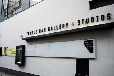 Temple Bar Gallery and Studios, Art Gallery in Temple Bar, Dublin