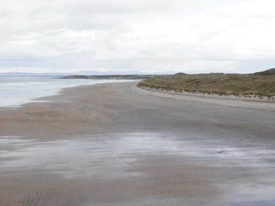 Tullan Strand, Surf Spot in Donegal