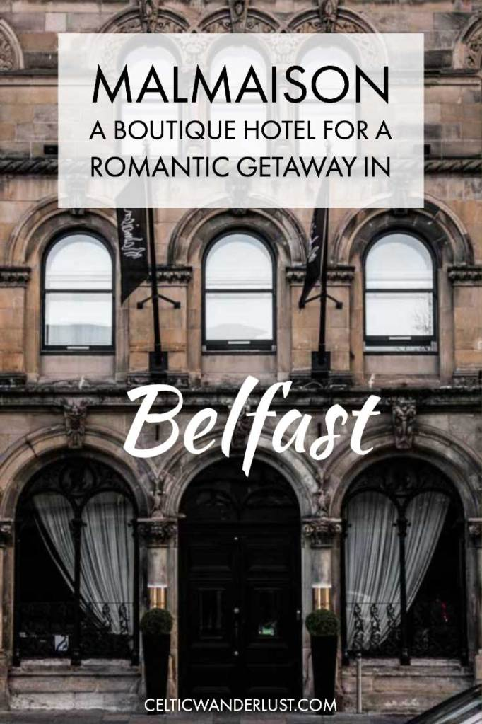Malmaison - A Boutique Hotel For A Romantic Getaway In Belfast