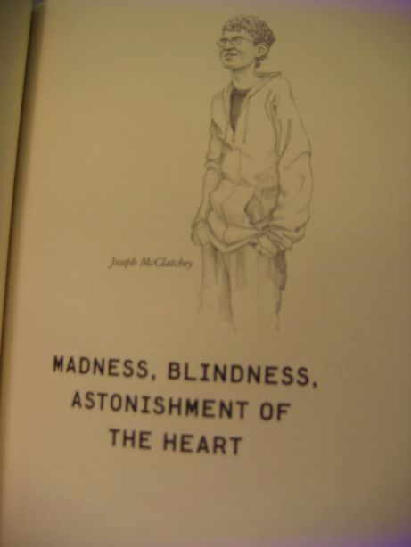 Madness, Blindness, Astonishment of Heart artwork