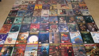 *Humblebrag… I own all 75 issues. Took me 8 years to track 'em all down. Just look at that collection! (Photo Copyright 2016 K. Edwin Fritz)