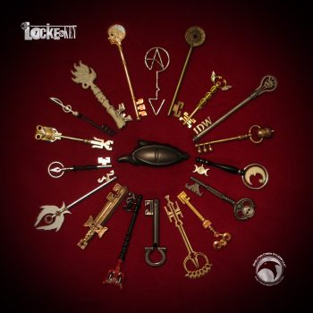 Locke & Key replica keys by Skelton Crew Studio.