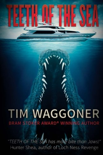 Review: Teeth of the Sea by Tim Waggoner