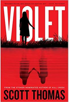 Book Cover for Violet