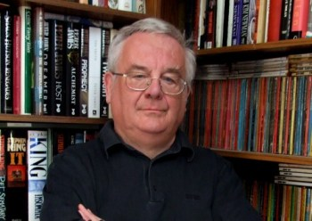 Author Ramsey Campbell