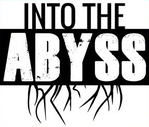 Into the Abyss creepy logo