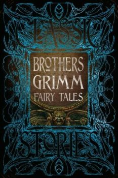 Cover of modern version of Grimm's Fairy Tales