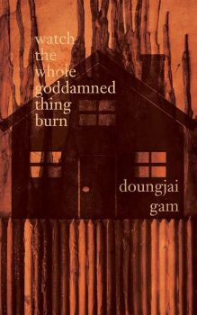cover of watch the whole goddamned thing burn