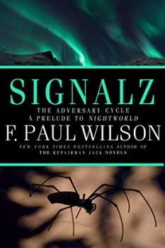cover of Signalz by F. Paul Wilson