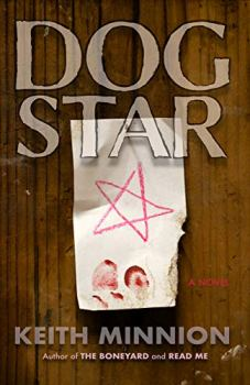 cover of Dog Star by Keith Minnion