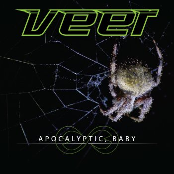 cover of the album Apocalyptic, Baby by VEER