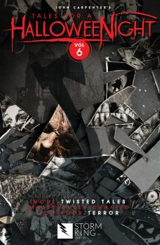 cover of Tales for a HalloweeNight Volume 6