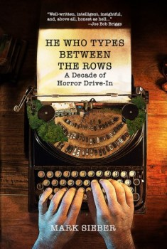 cover of He Who Types Between the Rows by Mark Sieber