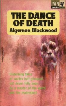 cover of The Dance of Death by Algernon Blackwood