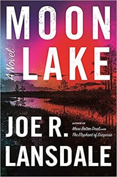 cover of Moon Lake by Joe R. Lansdale