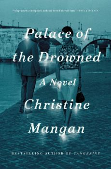 cover of Palace of the Drowned by Christine Mangan