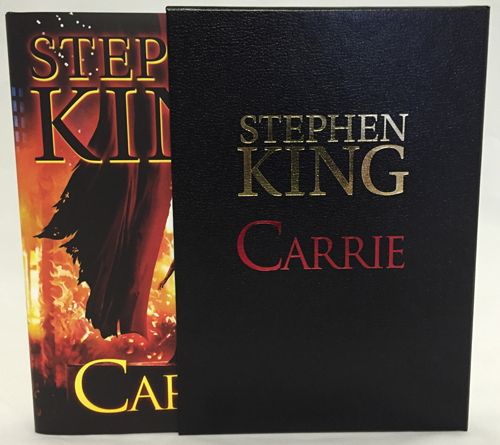 Carrie by Stephen King Gift Edition