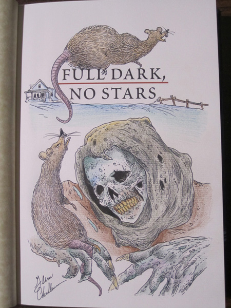 Full Dark No Stars Remarque