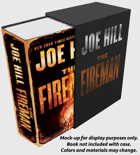 The Fireman Slipcase