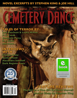 Cemetery Dance Issue #70