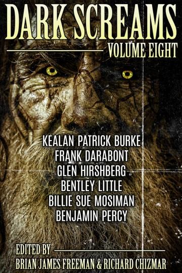 Dark Screams Volume Eight