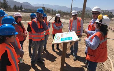 Minera Amalia Catemu continúa fortaleciendo el vínculo con la comunidad de Catemu