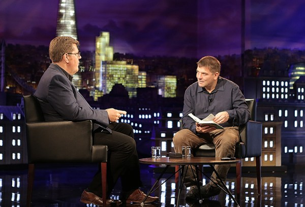 Christianity Explored Ministries : TBN meets Rico Tice