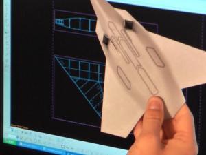 3B Yazdırılmış Uçak Parçaları