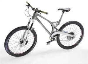 3B Yazdırılmış Bisiklet Gövdesi