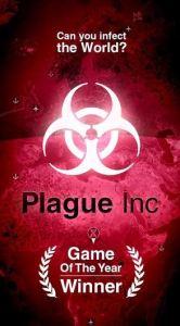 Plague Inc - Yılın oyunu seçilmiş :)