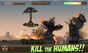 Grabatron - İnsanlığı Yok Edin!