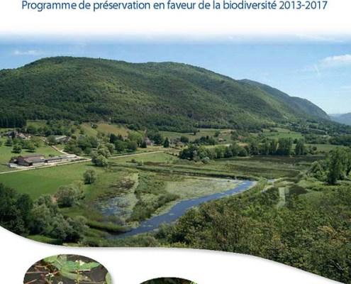 Lac de Milieu et marais du Vernay