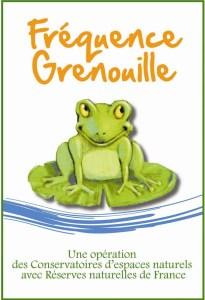 Logo Fréquence Grenouille