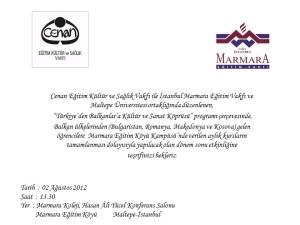 Balkan davetiye 2012