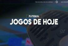 Jogos de hoje no futebol ao vivo