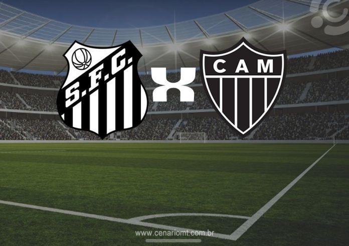 Jogo Do Santos Ao Vivo Veja Onde Assistir Santos X Atletico Mg Na Tv E Online Pelo Brasileirao Cenariomt
