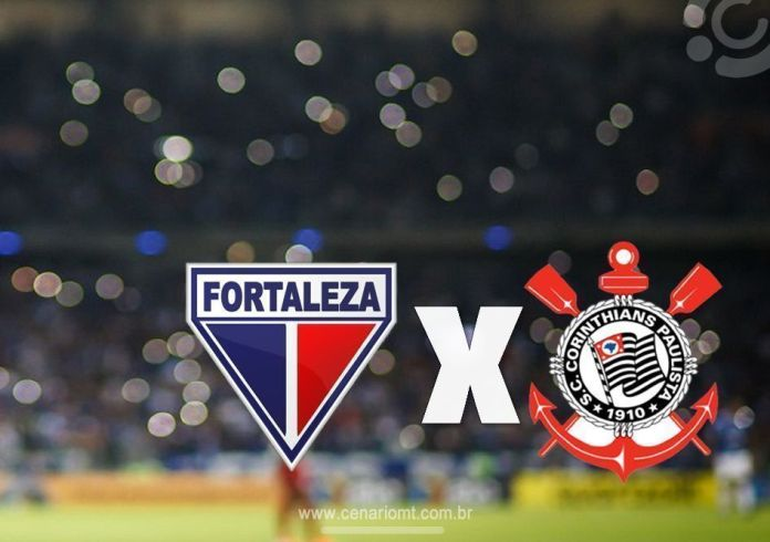 Na Arena Castelão, Corinthians enfrenta Fortaleza pelo Brasileirão