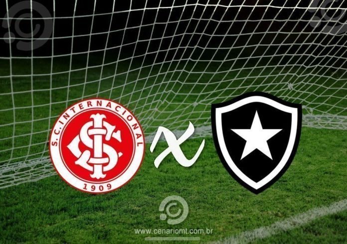 Veja onde assistir Inter x Botafogo na noite deste sábado, às 21h, no Beira-Rio pela 17ª rodada do Brasileirão