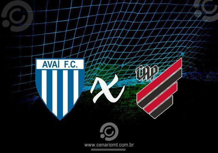 Athletico x Avaí
