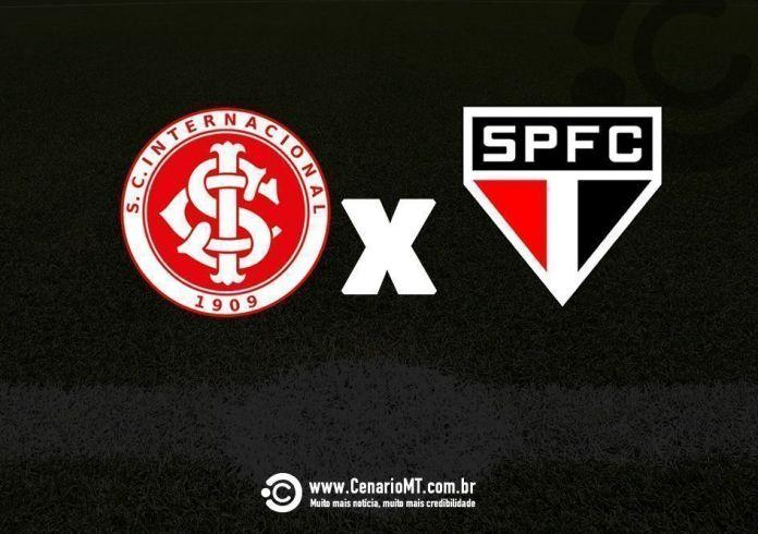 Internacional x São Paulo: tudo o que você precisa saber sobre o jogo deste sábado, às 19h (de Brasília), no Beira-Rio, em Porto Alegre
