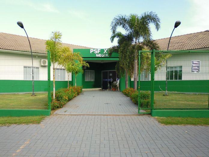 PSF XVI Bieger PSF Cidade Nova