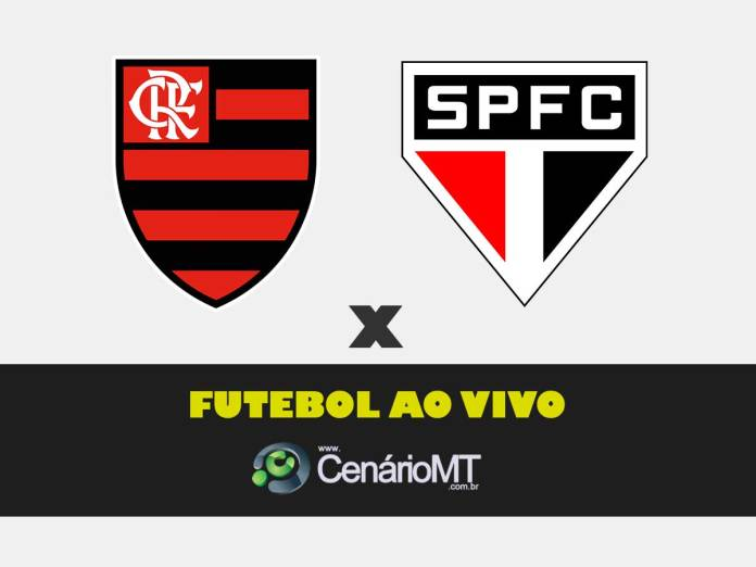 futebol ao vivo jogo do São Paulo x Flamengo futmax futemax fut max fute max tv online internet hd