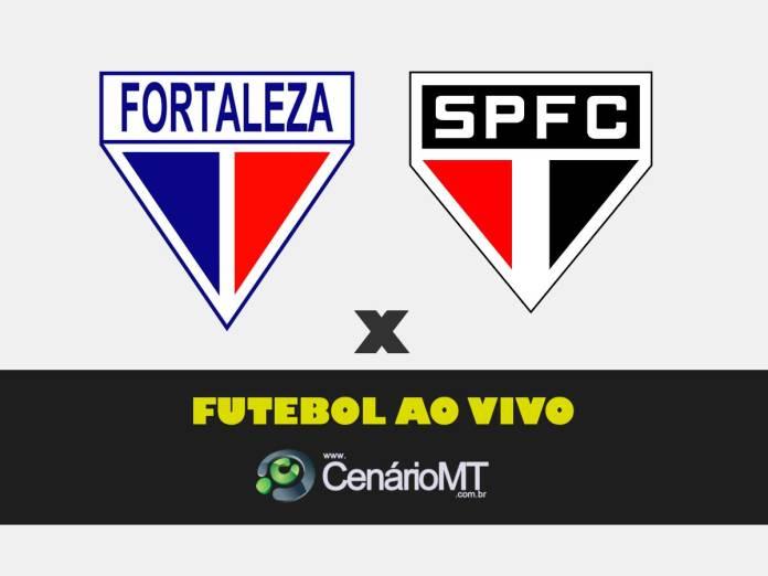 futebol ao vivo jogo do fortaleza x são paulo futmax futemax fut max fute max tv online internet hd