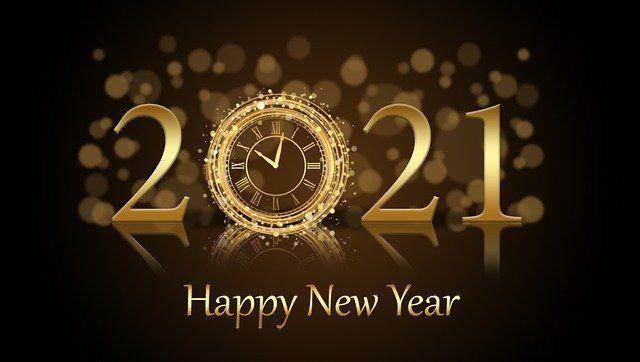 Frases e mensagens de feliz ano novo