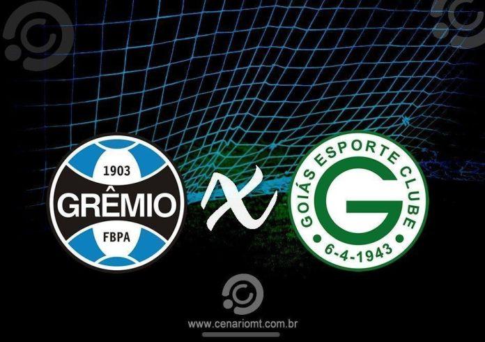 Grêmio x Goiás